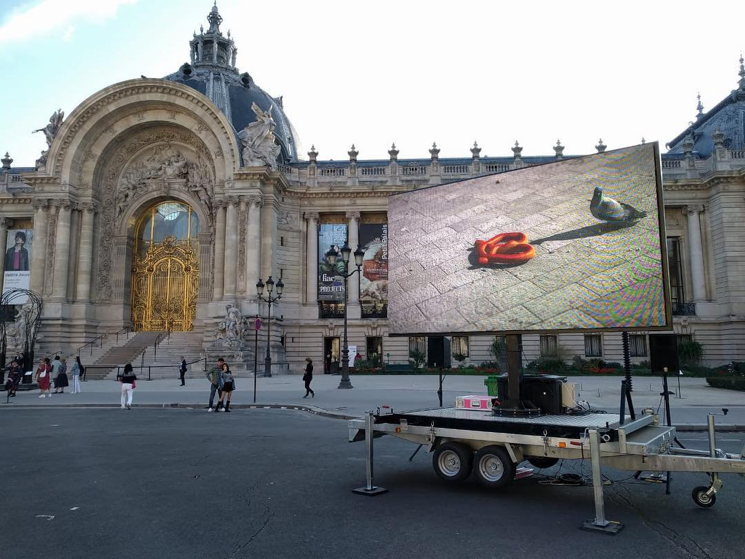 """Prometheus"""" flies from the Onassis Collection to Paris"""
